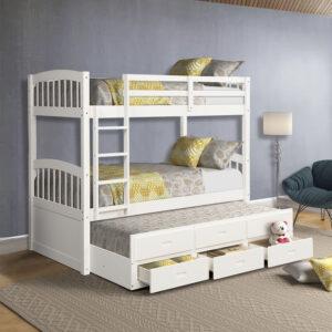Tempat Tidur Anak Sorong Laci Frzz106