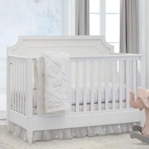 Tempat Tidur Bayi Cantik Frzz097