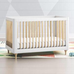 Tempat Tidur Bayi Minimalis Frzz077