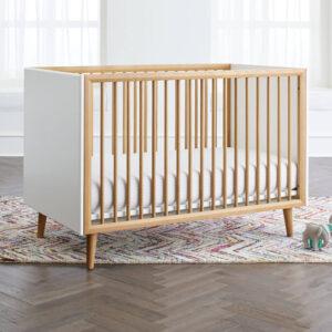 Tempat Tidur Bayi Modern Frzz066