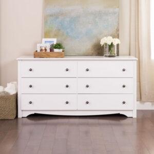 Dresser Duco Putih