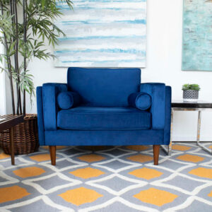 Sofa 1 Seater Scandinavian Frzz289