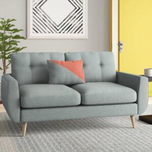 Sofa 2 Seater Retro