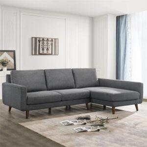 Sofa L Minimalis Terbaru Frzz306