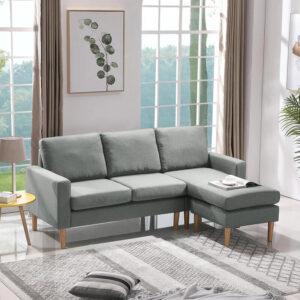 Sofa L Terbaru Frzz305